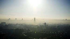 Fors minder luchtvervuiling in Brussel