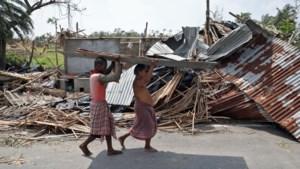 Al meer dan 100 doden door cycloon Amphan