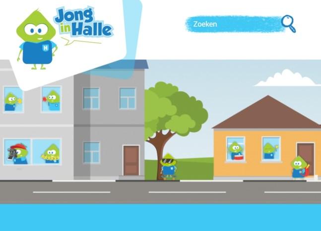 Halse kinderen en jongeren krijgen eigen website