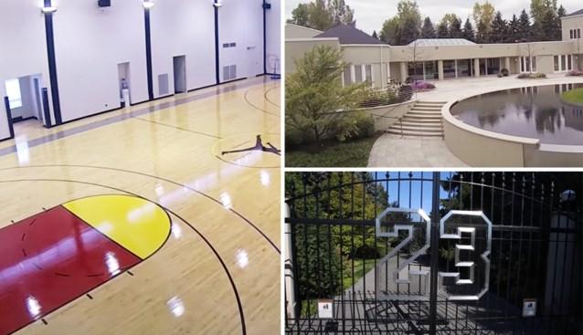 Binnengluren in de peperdure villa van Michael Jordan, de nagel aan de doodskist van het basketbalicoon
