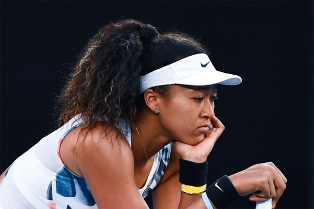 """Ze is de best verdienende atlete ooit, maar Naomi Osaka kende ook diepe dalen: """"Ik heb veel spijt als ik ga slapen"""""""