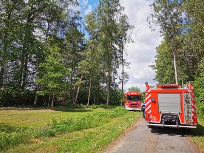 Brandweer Overijse heeft niet genoeg water: moet hulp inroepen van naburige korpsen