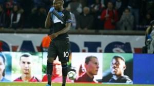 Eigenaar wil Club Brugge-aanvaller Mbaye Diagne met vrouw en kinderen uit huurwoning zetten