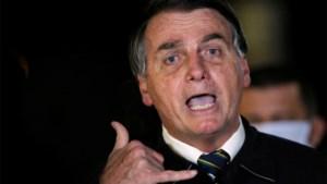 Braziliaans hooggerechtshof geeft video vrij van vloekende Bolsonaro