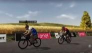 Fabio Jakobsen kroont zich tot sprintkoning in Challenge of the Stars, concurrenten kampen met technische problemen