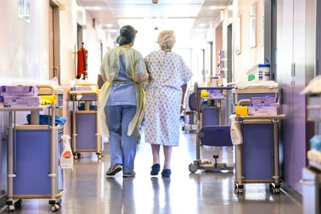 Dalende trend in coronacijfers zet zich verder: 34 nieuwe ziekenhuisopnames, 25 overlijdens