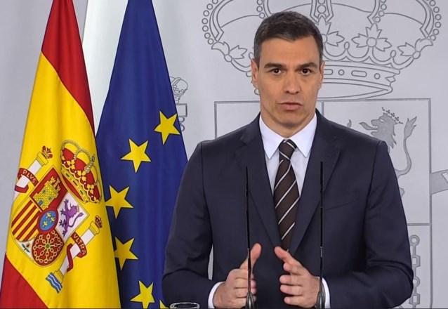 """Spanje wil vanaf juli buitenlandse toeristen ontvangen: """"We zullen garanderen dat toeristen geen risico lopen en dat zij ook geen risico's veroorzaken"""""""