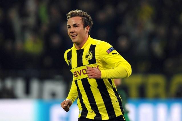 Wegen van Borussia Dortmund en Mario Götze scheiden na dit seizoen