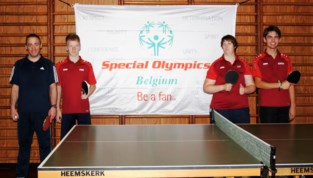 Geen Special Olympics, dan maar trainen voor 2021