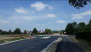 Deel Nevelestraat (N437) in Hansbeke afgesloten