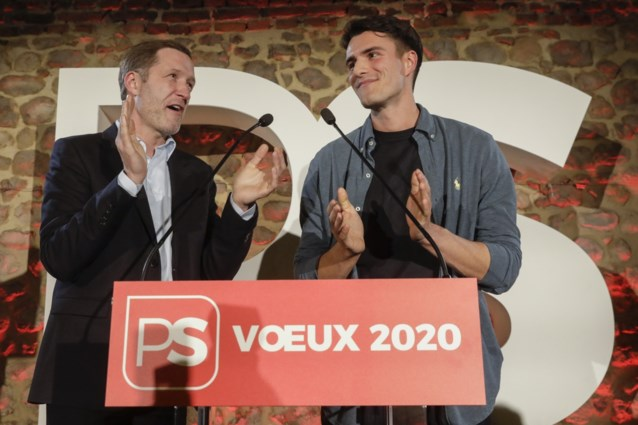 Rousseau en Magnette werken aan verslag na eerste gespreksronde over nieuwe federale regering