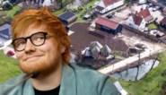 Het koninkrijk van Ed Sheeran: ooit dakloos, nu eigenaar van miljoenenvilla's die hij stuk voor stuk contant betaalde
