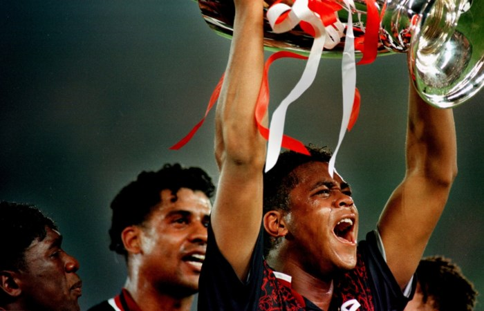 """Dag op dag 25 jaar geleden loodste de 18-jarige Patrick Kluivert Ajax naar Champions League-winst: """"Ik krijg nu weer kippenvel"""""""