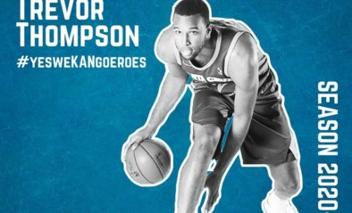 Ex-Giant Trevor Thompson naar Kangoeroes Mechelen