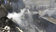Zwarte doos gevonden van gecrasht vliegtuig Pakistan
