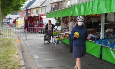 Zondagsmarkt Schellebelle neemt vlotte herstart