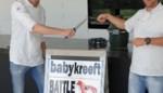 De battle om de babykreeft