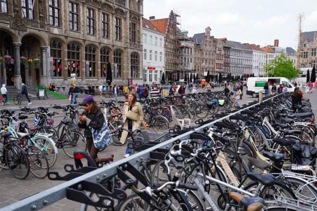 Gent moet enkel Kortrijk laten voorgaan in fietsenquête