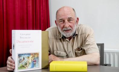 """Frans (72) ziet interesse voor zijn quarantaineboek plots exploderen: """"Ik verkoop er normaal 10 per jaar, nu 1.000 per maand"""""""