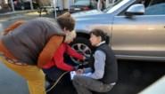 """""""Helft voertuigen rijdt met te lage bandenspanning"""""""