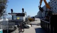 Vergane glorie: oude reddingspost op Zeedijk wordt afgebroken