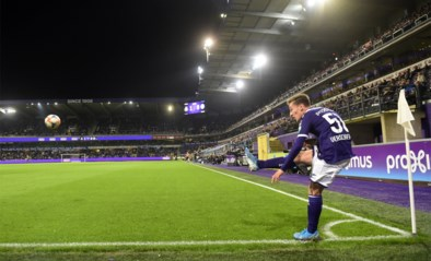 Anderlecht legt nieuw veld aan van 1 miljoen euro