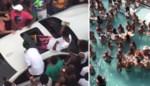 Ophef om druk bijgewoonde poolparty en straatfeesten in VS