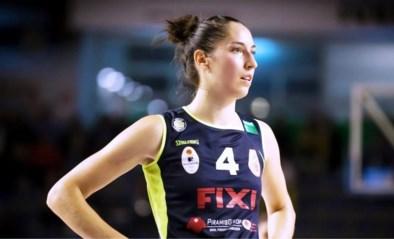 Kroatische internationaal Ivana Tikvic naar Castors Braine