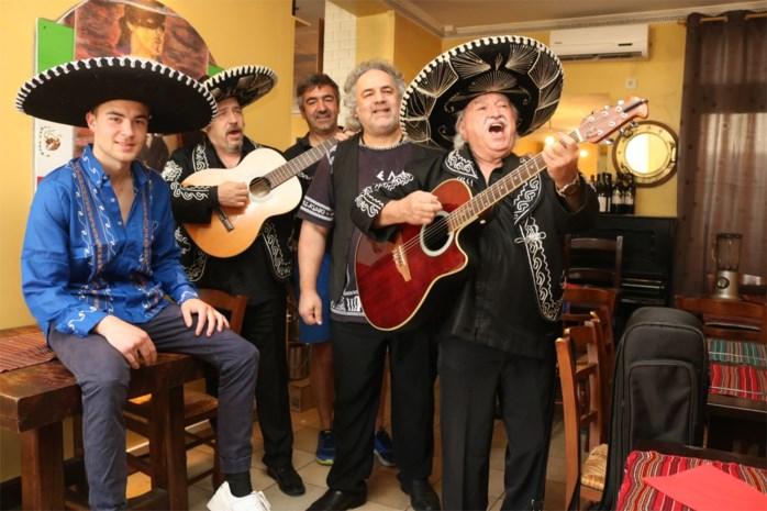 Griekse restauranthouder gaat nu ook Mexicaanse keuken aanbieden én hij stuurt zelfs de muzikanten tot aan je voordeur
