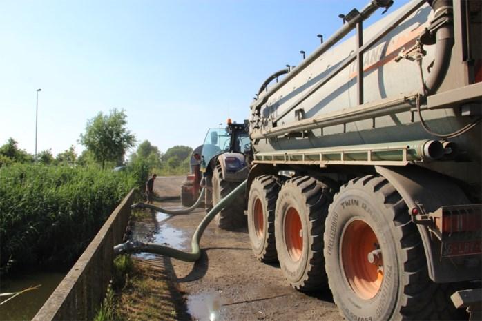 Gouverneur verbiedt boeren om water te pompen uit kwetsbare beken en rivieren