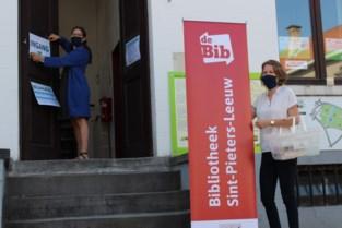 Bib Sint-Pieters-Leeuw gaat morgen opnieuw open