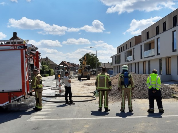 Enkele woningen geëvacueerd na gaslek