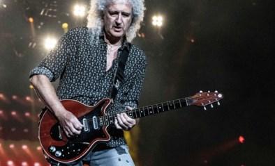 """Queen-gitarist Brian May kampte met """"ondraaglijke pijn"""" en kreeg hartaanval"""
