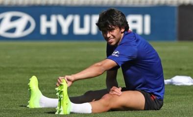 Joao Félix (Atletico Madrid) mist mogelijk herstart van Spaanse competitie door blessure