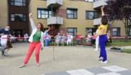 """Choreografe treedt op voor bewoners woon-zorgcentra: """"Dansvirus is sterker dan coronavirus"""""""