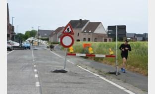 Pepingensesteenweg vermoedelijk op 2 juni opnieuw open voor doorgaand verkeer