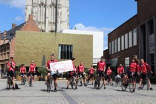 """Geen 1000 km voor Kom op tegen Kanker? Deze deelnemers sprongen toch op de fiets: """"Wat een fijne actie"""""""