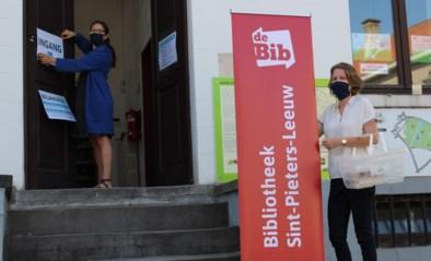 Bib Sint-Pieters-Leeuw heropent met strikte veiligheidsregels