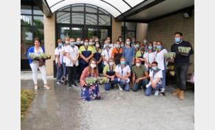 Vetplantjes beweging.net Deinze 2.0 voor Sint-Jozef