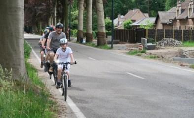 Weldra veilig fietsen...ten koste van 270 bomen