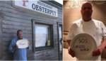 """Restaurateurs Piet en Ignace trekken aan alarmbel met #leegbord: """"Lockdown was nodig, maar we zijn klaar om veilig te heropenen"""""""