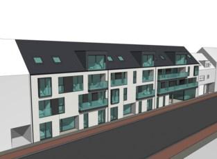 Plan voor gloednieuw complex met 22 appartementen naast apotheek
