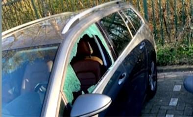 Laffe daad: dieven breken in in auto's van zorgkundigen die aan het werk zijn