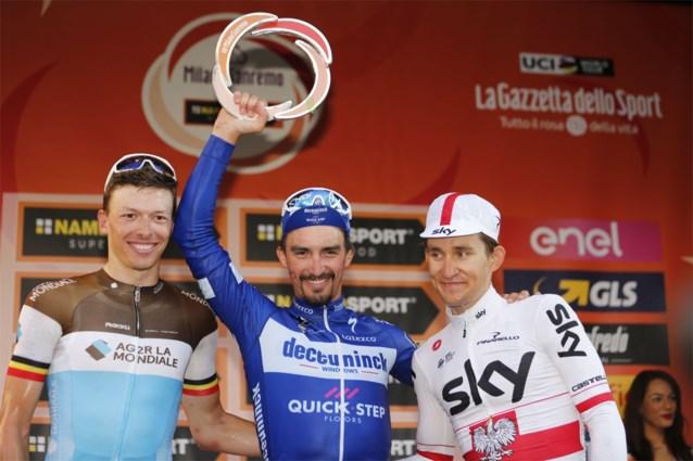 Alweer een nieuwe datum voor Milaan-Sanremo? UCI krabt zich in de haren