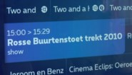 Grappenmaker zet Rosse Buurten in plaats van Ros Beiaard op programmatie TV Oost