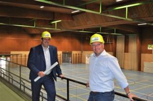 Sportclubs moeten jaartje overbruggen, terwijl bouwbedrijf Pellikaan nieuwe sporthal in Zuun optrekt