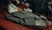 De vijf dagen durende doodsstrijd van een van de grootste massamoordenaars van de 20ste eeuw