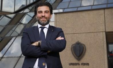 Antwerp stapt naar UEFA om dubbele pet van bondsvoorzitter Mehdi Bayat aan te vechten