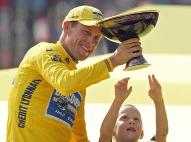 """Armstrong geeft in tweedelige docu-serie 'LANCE' advies aan zoon Luke: """"Doping? Een slecht idee, maar..."""""""
