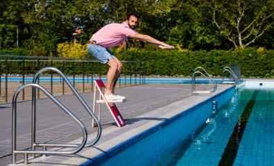 """Op de klapstoel met ex-zwemmer Stefaan Maene: """"Mijn olympische medaille lag klaar, maar toen liep het helemaal fout"""""""